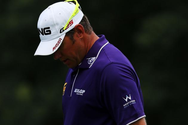 Westwood Apologizes for Harsh Twitter Rant