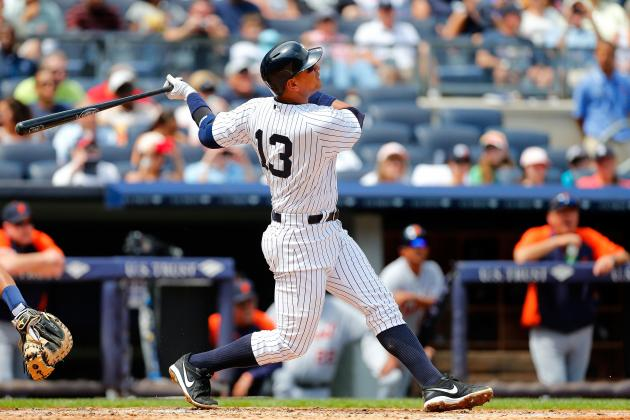A-Rod Suspension, Appeal Is Actually Yankees' Best-Case Scenario