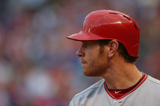 Josh Hamilton's Season-Long Slump Has the Angels Concerned