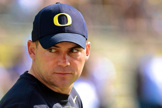New Oregon Coach Mark Helfrich Talks Ducks Culture, Marcus Mariota and More
