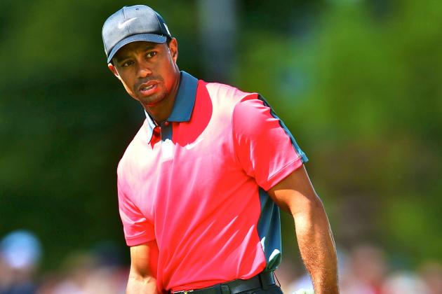 Tiger Woods Proclaimed Favorite for 2014 Masters by Oddsmakers