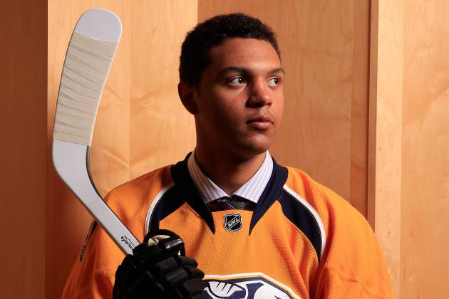 Seth Jones Leads Pool of Nashville Predators' Prospects