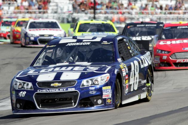 Top 20 NASCAR Sprint Cup Race Car Drivers