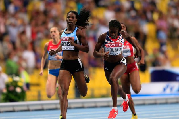 Christine Ohuruogu Wins World Championship 400M Gold