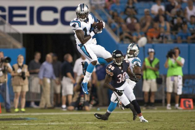 Carolina Panthers' Armanti Edwards Ready to Emerge as a Receiver