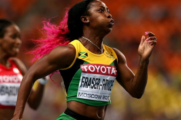 Fraser-Pryce Reclaims Worlds 100m Title in World Leading Time