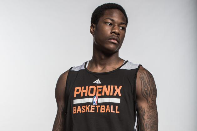 Suns Rookie Plans on Giving 'Hell' to Teams That Passed on Him