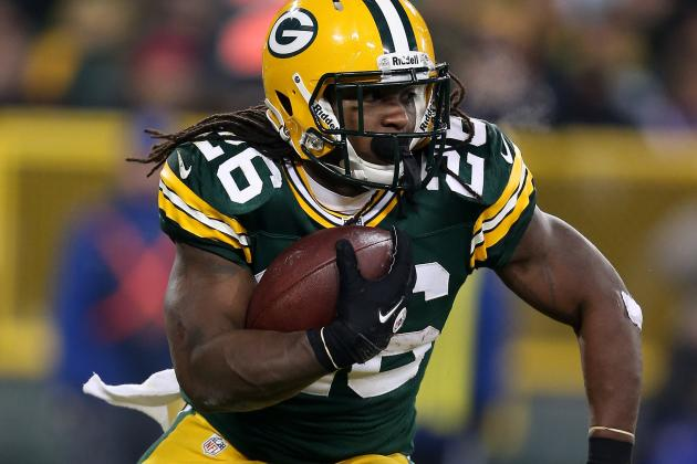 DuJuan Harris Activated from Packers' PUP, Installed as Starter