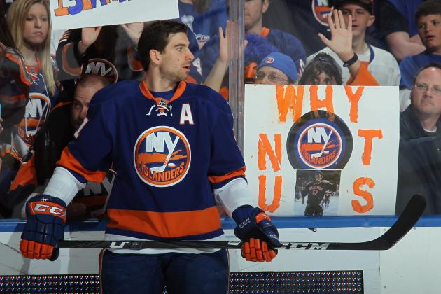 John Tavares as the Next New York Islanders Captain Is a No-Brainer