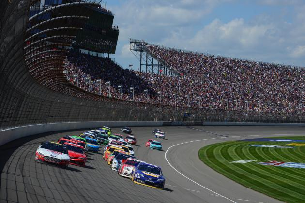 Fantasy NASCAR Picks for Sprint Cup Series at Michigan