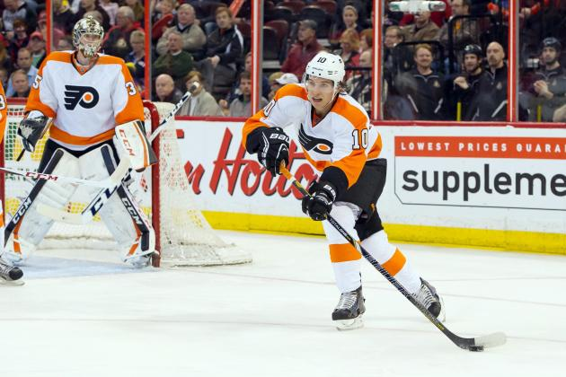Philadelphia Flyers' 2006-07 Season Models Their 2013-14 Approach