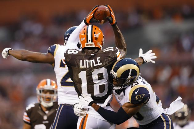 Is Greg Little Actually the Browns' Biggest Threat for a Breakout Year?