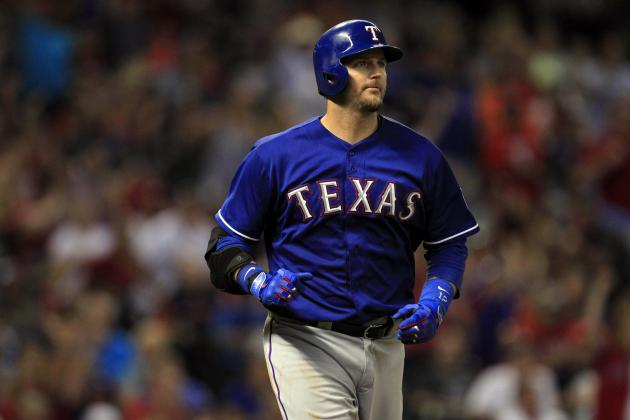 Pierzynski Ejected for Arguing During Darvish's Perfect Game Bid