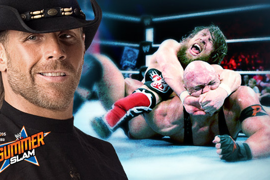 Shawn Michaels Discusses Training Daniel Bryan with WWE.com