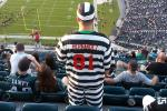 Eagles' Fans Show Class with Hernandez Jail Uniforms