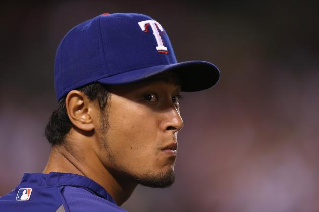 Yu Darvish Joins Elite Company with 15K Effort