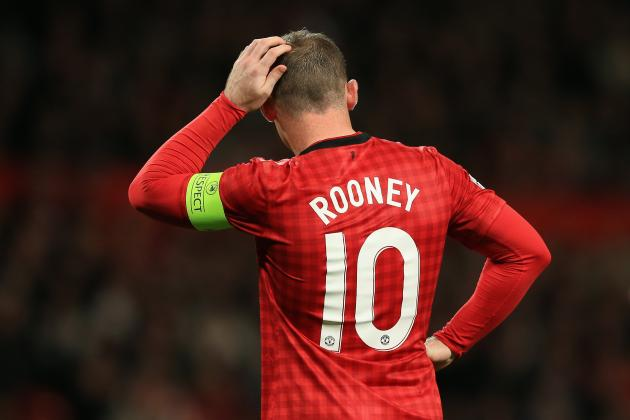Why Manchester United Hanging on to Wayne Rooney Is a Mistake