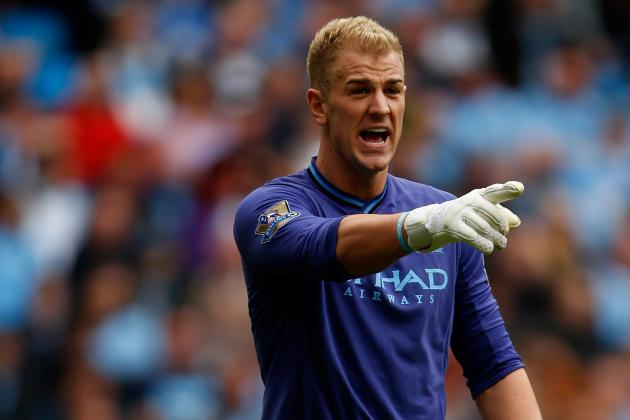 England's Joe Hart Has a Year to Prove He's the Best Goalkeeper in the World