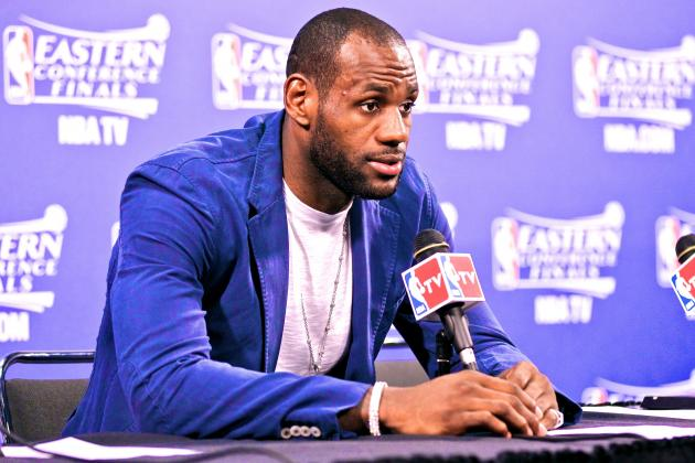 LeBron James Reportedly Will Not Run for President of NBA Players Union