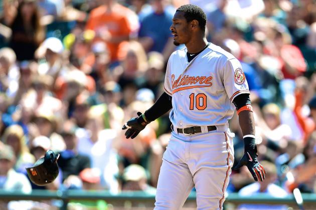Orioles Star Adam Jones Tweets That Giants Fan Threw Banana at Him