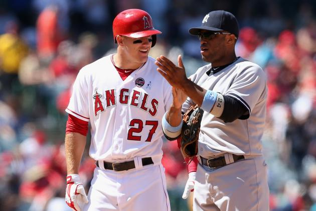ESPN Gamecast: Angels vs. Yankees