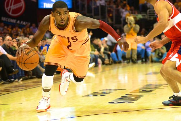 Why Questioning Kyrie Irving's Future with Cleveland Cavaliers Makes No Sense