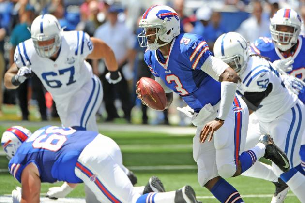 EJ Manuel's Promising Preseason Debut Sign of Things to Come for Buffalo Bills
