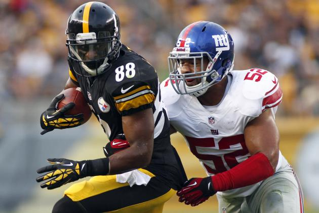 New York Giants Still Have Big Questions to Address at Linebacker