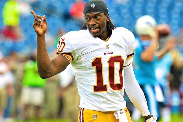 Robert Griffin III and Washington Redskins Have Handled Recovery Perfectly