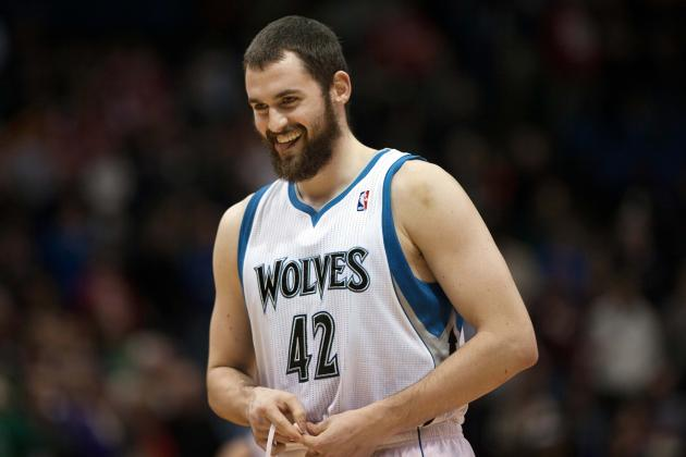 Why Kevin Love Will Define His Stardom During 2013-14 Season