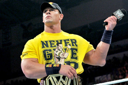 Report: John Cena's Elbow Injury Worse Than Thought?