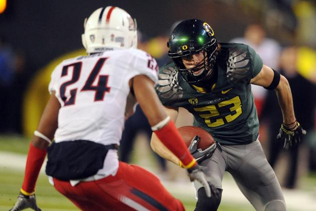 Philadelphia Eagles Add Another Former Oregon Duck