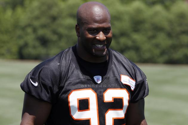 James Harrison: 'Hard Knocks' Doesn't Deserve to Be Here