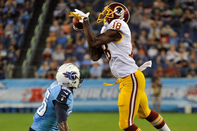 5 Biggest Takeaways from Washington Redskins' Preseason Opener