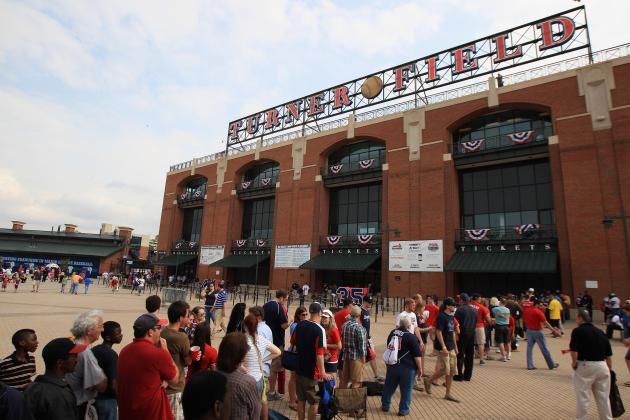 Man Dies After Falling from Turner Field Upper Deck