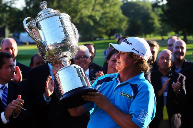 PGA Championship Results 2013: Highlighting Golfers Ready to Finish Year Strong