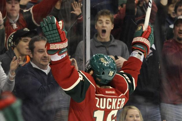 The Minnesota Wild's Youth Will Be Key to Taking the Next Step in Playoffs