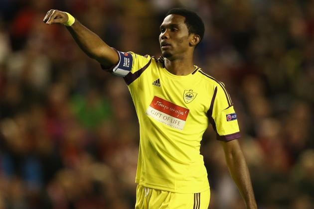 Chelsea Transfer News: Blues Should Avoid Overpriced Samuel Eto'o