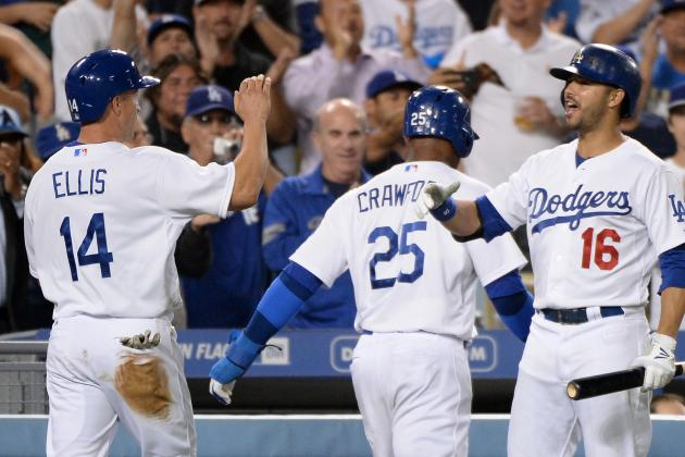 Rapid Reaction: Dodgers 4, Mets 2