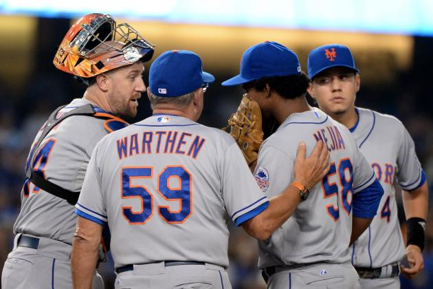 8/12 Game Recap: Mets Lose to Dodgers 4-2