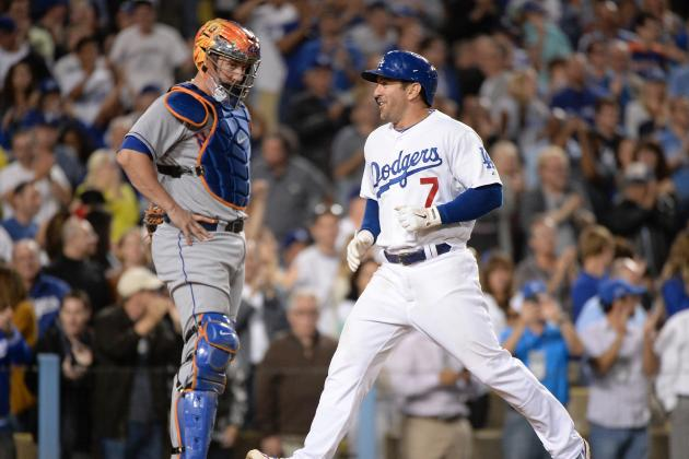 Dodgers Push Winning Streak to Six with 4-2 Victory over Mets