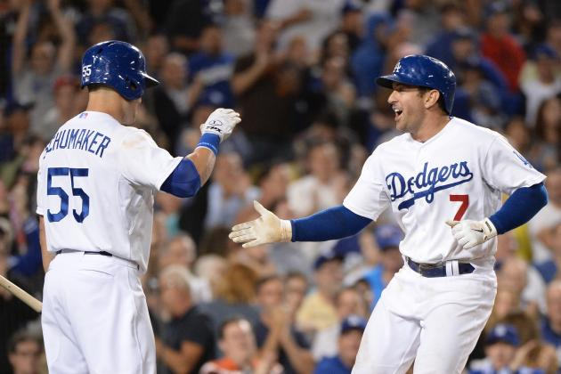 Dodgers Rally Past Mets for 6th Straight Win