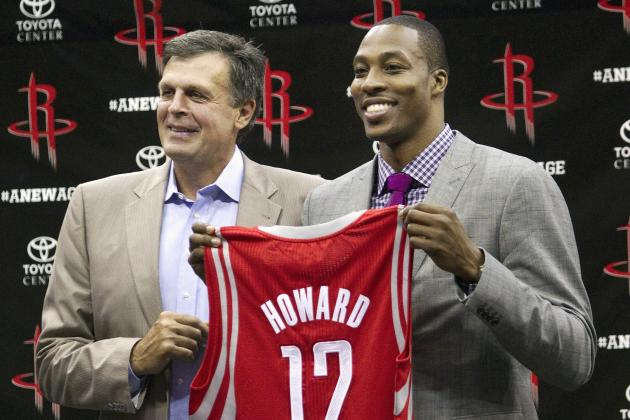 Stat Projections for Each Houston Rockets Offseason Addition