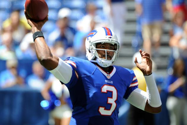 Breaking Down EJ Manuel's First Performance for the Buffalo Bills