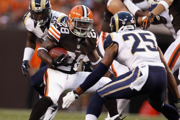 Is Dion Lewis Emerging as a Change-of-Pace Running Back for Cleveland Browns?