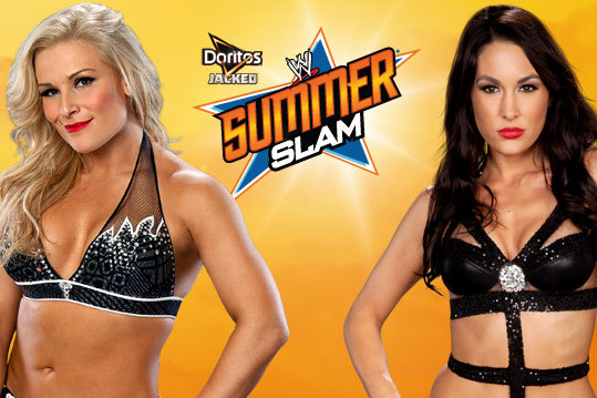 Natalya to Get Shot at Brie Bella at SummerSlam
