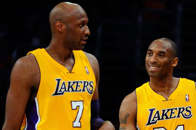 Signing Lamar Odom Is Low-Risk, High-Reward Venture for LA Lakers