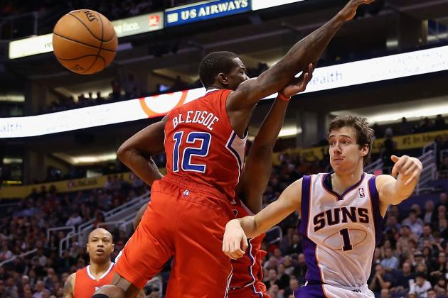 How the Eric Bledsoe and Goran Dragic Backcourt Can Work for Phoenix Suns