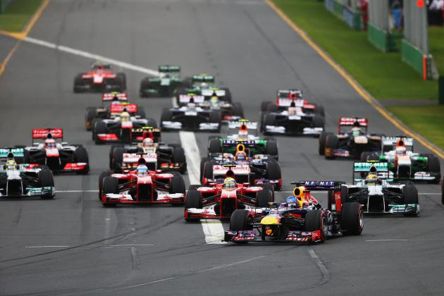 How Many Races Should There Be in a Formula One Season?