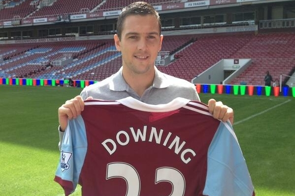 Liverpool Transfer News: Reds Sell Midfielder Stewart Downing to West Ham